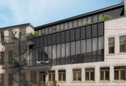 PROVISIONSFREI - Penthouse mit einmaligen Blick über Halle`s Dächer