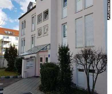 Schöne 1-Zimmer-Wohnung mit großen Balkon