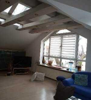 Geschmackvolle Wohnung mit drei Zimmern in Augsburg ideal für Münchenpendler