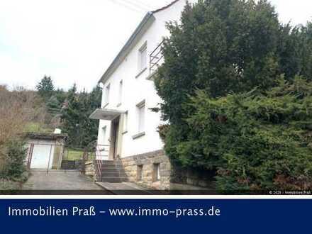 Top-Gelegenheit! Einfamilienhaus in zentraler Lage von Bad Sobernheim zu kaufen.