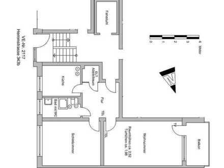 Altersgerechte Wohnung in Bremen-Findorff