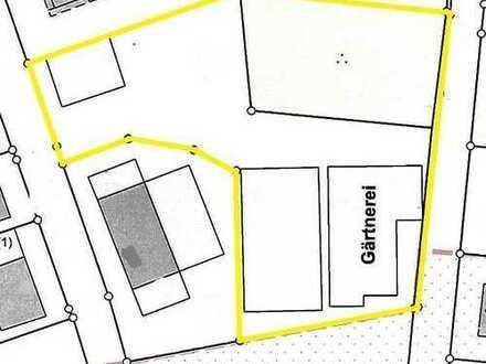 Grundstück mit Potential - Oberkirchen