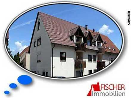 Sie wohnen im Zentrum einer liebenswerten Stadt...2,5 Zi ETW mit Dachterrasse!