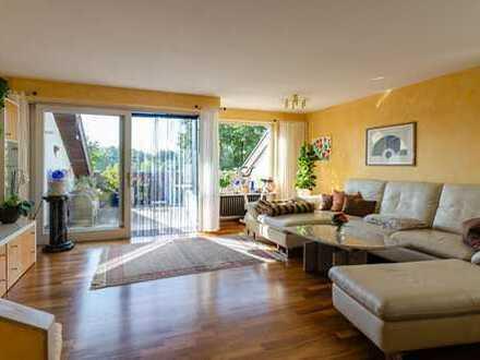 Attraktive 3,5 Zimmer Maisonettewohnung mit Terrasse in Leonberg sucht neuen Eigentümer