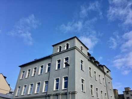 3-Raumwohnung mit Balkon und Einbauküche in Altchemnitz