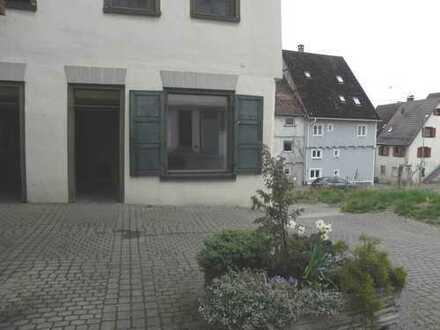 Gewerbefläche vielseitig nutzbar, in der Riedlinger Altstadt