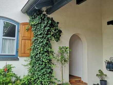 Single-Wohnung auf dem Lande, Ideal für Wochenendheimfahrer mit Terrasse, EBK