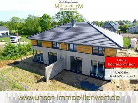 Einzigartige Architekten-Haushälfte mit gehobener Ausstattung in Heikendorf