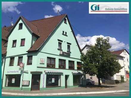 GI** TOP LAGE !!! RENDITEOBJEKT !!! Wohn- und Geschäftshaus zentral gelegen in Steinenbronn