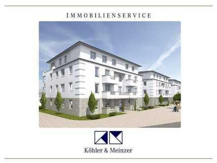 NEUBAU: 4-Zimmer-Komfortwohnung im 2.OG * 2 Balkone * ideal auch für Homeoffice * Aufzug * Nähe ÖPNV