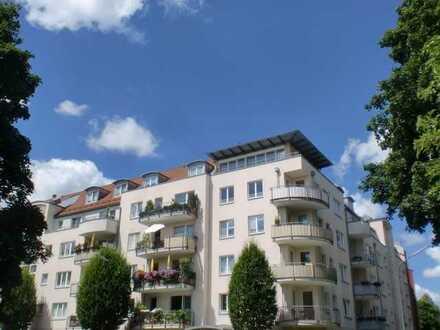 Top 4-Zi-Komf.-Wohnung! 2 Balkone für Sonne satt! Modern und anspruchsvoll! Bestlage Mü-City-Süd