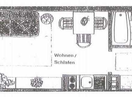 Brück Immobilien - *Zur Kapitalanlage* Gemütliche, helle 1-Zi.-Eigentumswohnung