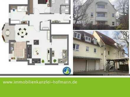 Wohnen am Hofgarten - Moderne 4-Zimmer-ETW nur wenige Meter vom Hofgarten entfernt