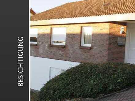große gepflegte Wohnung 4 ZKB mit Terrasse in Waldrandlage in Homburg-Sanddorf
