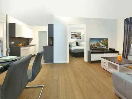 Möblierte neuwertige 2-Zimmer Wohnung in Markt Schwaben mit hervorragender Anbindung