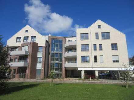 Attraktive 3-Zimmer-Penthouse-Wohnung in zentraler Lage von Cloppenburg