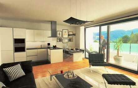 Lichtdurchflutete 3,5-Zimmer-Wohnung (B-15) im 2. OG / 132,43 m² / begehbare Ankleide / zwei Balkone