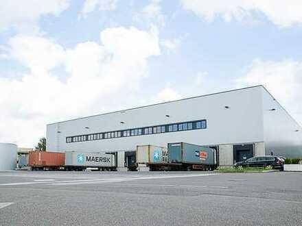 Rampenlager Hamburg- Billbrook