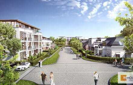 Terrassenwohnung mit Gartenanteil in 1a-Premiumlage von Papenburg / Untenende!