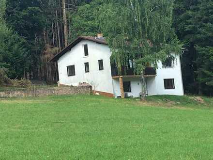 Komplett renoviertes Einfamilienhaus mit Einliegerwohnung im Odenwald / Grasellenbach