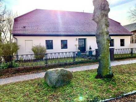 Freundliches Bauernhaus in Michendorf, Ortsteil Langerwisch