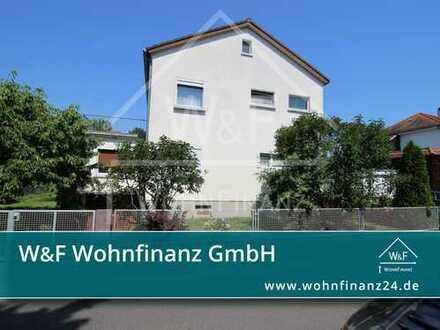 TOP-LAGE!! Einfamilienhaus mit viel Platz und großem Garten in Dreieich-Buchschlag!