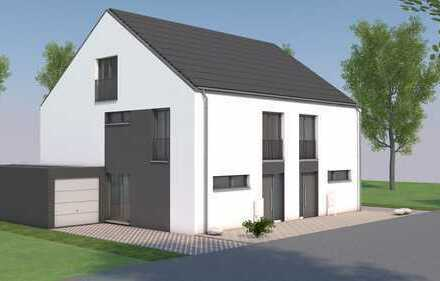 Moderne Doppelhaushälfte in ruhiger Lage mit Süd-West-Terrasse