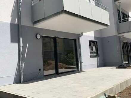 Luxuriöse 3-Zimmer-Terrassenwohnung in absoluter Ruhiglage!