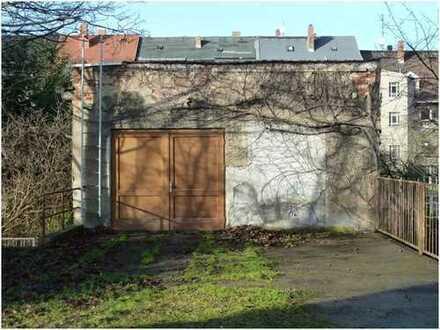 Halle oder Lager Schlachthofstraße 22 - Zugang über D.-Bonhoeffer-Straße