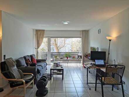 Helle 2 Zimmer Wohnung in Ippendorf mit Balkon