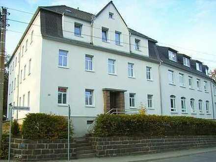 schöne 2-Raum-Wohnung mit großem Balkon in Wittgensdorf