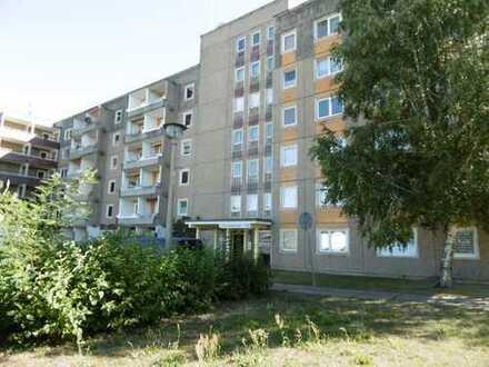 Barrierearme 1-Raum-Wohnung mit Aufzug am Stadtrand