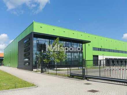 PROVISIONSFREI | ca. 20.000 m² Neubau-Logistikfläche | IM CO-ALLEINAUFTRAG | teilbar | Bezug 2020