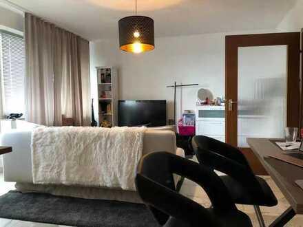 Attraktive 1-Raum-Wohnung mit EBK und Balkon in Düsseldorf