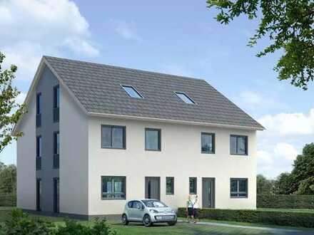 Doppelhaushälfte inkl. Garage in Rain bei Straubing | Neubau | Modernste Architektur