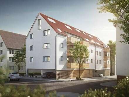 ARCHE 8 - 3 Zimmerwohnung mit pfiffigem Grundriss