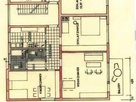 3-Zimmer-Wohnung in Stuttgart zur Zwischenmiete (01.03.-31.07.2019)