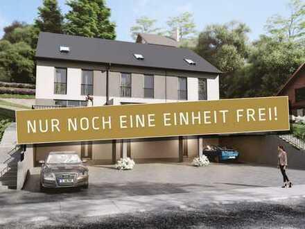 NUR NOCH 1 HAUS FREI, ca. 5.88 m Hausbreite, KfW 55 Effizienzhaus - SÜDHANG, inkl. Grundstück