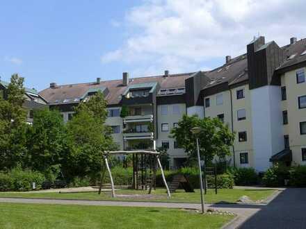 Renovierte 3-Zimmer-Wohnung mit Blick ins Grüne
