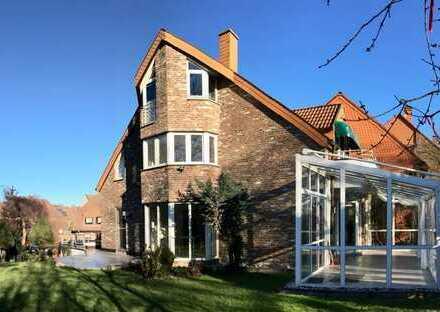 Gepflegtes Einfamilienhaus in Aachen-Eilendorf auf tollem Grundstück in schöner Lage