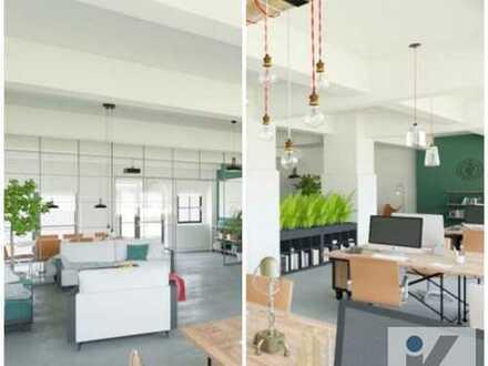 Architektenwohnung mit extravaganten Möglichkeiten