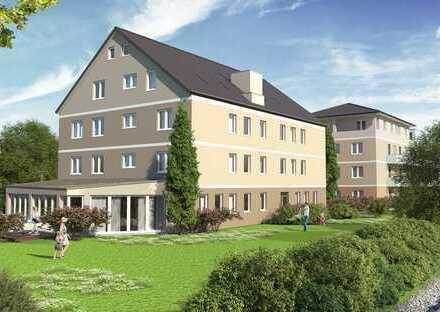 Seeblick vom Balkon: Traumhafte 3 Zimmer Wohnung Neubau KfW55