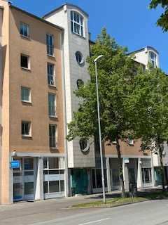 Gepflegte 1-Zimmer-Wohnung mit EBK in Ingolstadt