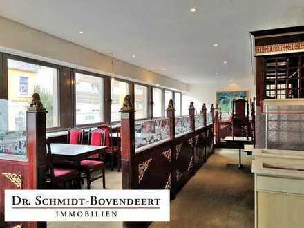 Gastronomiefläche mit ca. 70 Sitzplätzen / Alternativ Bürofläche - in Toplage Bad Marienbergs!