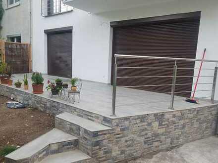 Erstbezug nach Sanierung: 3-Zimmer Terassenwohnung im Erdgeschoss in Gerlingen