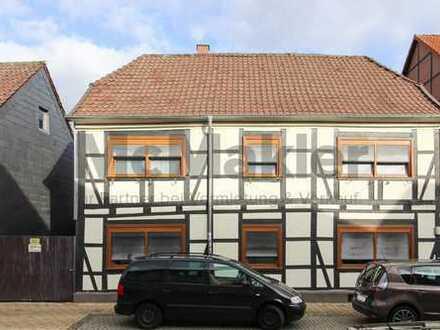 Gestaltungspotential - Ein- bis Zweifamilienhaus mit historischer Fassade und Wellness! ELW möglich!