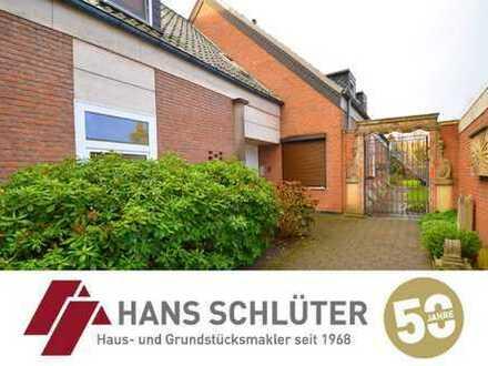 Großzügige 5-Zimmer-Wohnung mit Garten in Hemelingen!