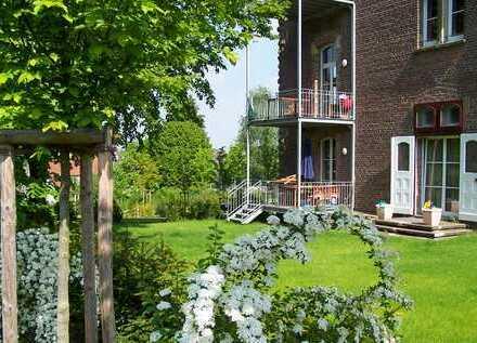 Großzügig wohnen in altem Kloster mit großem Garten - ungewöhnlich und luxuriös!