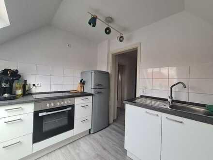 Attraktive 2-Zimmer-DG-Wohnung in Bissingheim