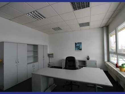 Große Büroflächen im Gewerbegebiet
